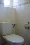 Sociální zázemí - wc